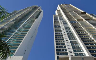 Edificios altos en Panamá