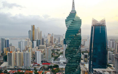 5 mejores edificios de Panamá