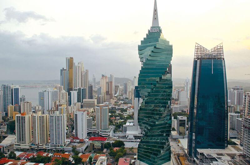 5 mejores edificios de panam arquitectura y for Arquitectura de hoteles
