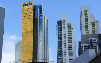 5 rascacielos en Panamá