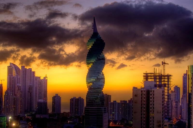 Arquitectura moderna en Panamá