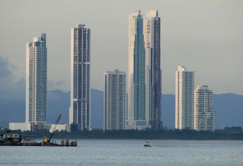 Mejores construcciones en Panamá