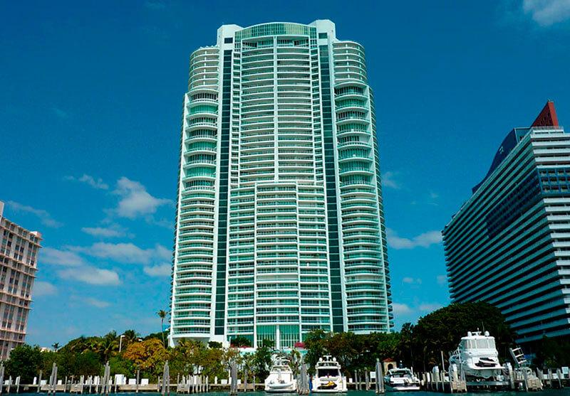 Rascacielos en Panamá